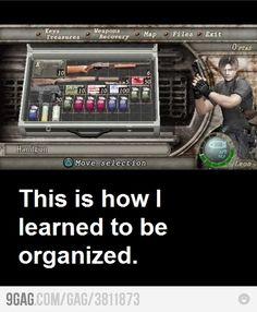 Thank you, Resident Evil!