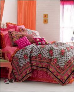 Dormitorios Decorados con Varios Colores para Chicas | DECORAR, DISEÑAR Y EMBELLECER TU HOGAR