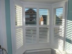 1000 Images About Bay Window Shutters On Pinterest Bay