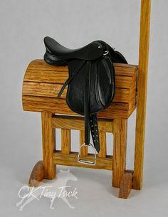 CK Tiny Tack: Dressage Saddle