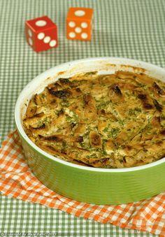 Boranija sa jajima - Cooks and Bakes