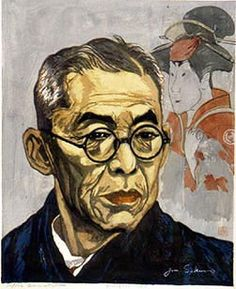 Self Portrait SEKINO Jun'ichirô (1914-88)
