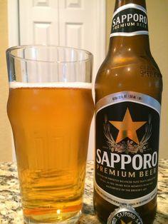 Sapporo Japanese Rice Lager