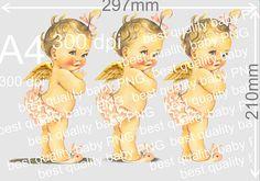 Cute Vintage Baby Girl Ruffle Pants Transparent PNG Digital