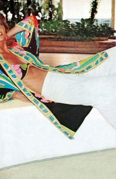 Brazil 1973 - US Vogue Leonard Paris Vintage Outfits, Vintage Fashion, Vintage Clothing, Cheryl Tiegs, String Bikinis, Cool Style, Cover Up, Fashion Looks, Vogue