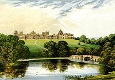 Blenheim Palace Park, by Capability Brown