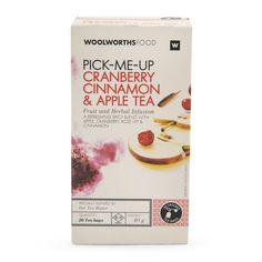 Fruit Infusion Cranberry, Apple & Cinnamon Tea 40g