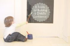 6 tools for Building a Child's Confidence