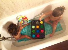 DIY: Pintura casera para la bañera (bath paint)