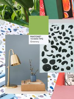 The 2017 Homeware Trends You'll Be All Over #refinery29  http://www.refinery29.uk/interior-design-ideas-2017-trends#slide-6  Art classWe hope you paid attention in your school art lessons, because this trend is an Abstract Expressionist mash-up; think riots of painterly colour and freehand lines. Designers have used homewares as their canvas and painters such as Jackson Pollock, Sonia Delaunay and Arshile Gorky as their inspiration. Wild colour combinations and expressive lines will appear…