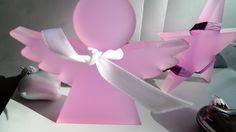 Taufgeschenk || Schutzengel  ||  Engel von PAULSBECK Buchstaben, Dekoration & Geschenke auf DaWanda.com