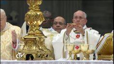 Pape François - Pope Francis - Papa Francesco - Papa Francisco - Messe de la nuit de Noël 2013