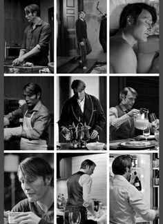 Hannibal Funny, Nbc Hannibal, Hannibal Lecter, Hannibal Food, Will Graham Hannibal, Hannibal Tv Series, Elizabeth Bathory, Addicted To Love, Hugh Dancy