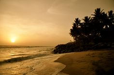 my beach, Varkala, India