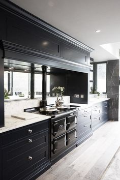 Noel Dempsey Design is a specialist in creating Contemporary Bespoke Kitchens. Browse our beautiful Irish Designs. Apartment Kitchen, Kitchen Interior, New Kitchen, Kitchen Reno, Kitchen Ideas, Outdoor Kitchen Design, Modern Kitchen Design, Beautiful Kitchens, Cool Kitchens
