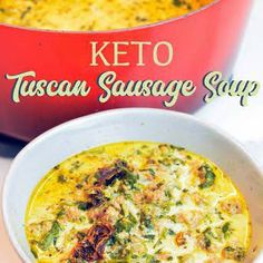 I love this keto soup. I double the spicy sausage and add half more of cream cheese and whipping cream. Recipe Using Pork Sausage, Hot Sausage Recipes, Recipes Using Pork, Sausage Soup, Roast Recipes, Soup Recipes, Keto Recipes, Healthy Recipes, Roast Chicken Fillets