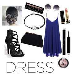 """""""dress"""" by cjflynn on Polyvore featuring Alex and Ani, Charlotte Russe, Gucci and Spitfire"""