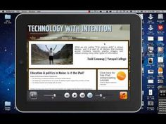 Easy iPad screencasting with Reflection  By Jac de Haan On February 29, 2012 · 1 Comment · In resources  Educators have been looking for a way to screen-capture iPad tutorials ever since Airplay technology was announced. Until now, people have been using complicated set-ups that might include mirrors, televisions, capture cards, converters and more.