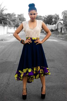 Falling in Love with African Fashion (mon-tage-gh:   Agambii  Photgrapher: Charles...)