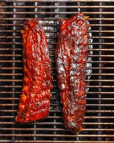 The Smoked Ribs Recipe I've Spent Years Perfecting - How to Make the Best Smoked Ribs Best Smoked Ribs, Smoked Beef, Smoked Chicken, Roasted Chicken, Fried Chicken, Tender Ribs, Small Grill, Rack Of Ribs, Meals