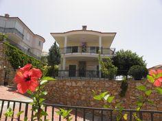 Sharapsa Residence Alanya Villa in Konakli - Charmante Villa in Konakli mit offenem Meerblick, Gemeinschaftspool, Fitness, Sauna und türkischen Bad nur 300 m zum Strand