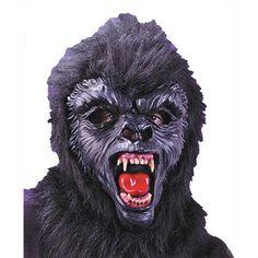 Gorilla Dlx Mask With Teeth