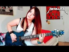 Jassy J: METALLICA - Hardwired   Metallica - Hardwired - Album: Hardwired... To Self-Destruct (2016) guitar cover with solo by Jassy J =) ENG: This one is sooo amazing! So I had to make a guitar cover for HARDWIRED! Totally looking forward to their new album!!!! How do you like the song? ;) Learnt that one by ear so it's not a note to note cover. Hope you enjoy! \m/ PLEASE NOTE: I lowered the backingtrack's volume so that you can hear clearly what I play. For the guitar solo I lowered the…