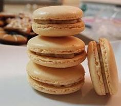 Sweet And Simple French Macaroons Recipe Video by Calvins Food Blog | ifood.tv