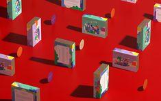 Market Environment, Brand Packaging, Adobe Illustrator, Behance, Photoshop, Branding, Concept, Product Box, Illustration