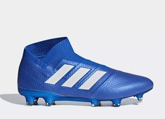 09436e79f7abb #football #soccer #futbol #adidasfootball Adidas Nemeziz 18+ FG Team Mode -