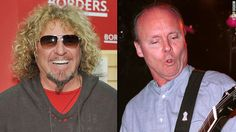 Sammy Hagar on Ronnie Montrose: Ronnie Montrose gave me my first break as a songwriter, as a front man, as a recording artist and as a touring artist, and for that I will always be grateful.