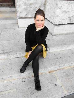 50 Looks of LoveT.: Die schönen Seiten des Älterwerdens (als Wienerin)... Knee Boots, Outdoor, Shoes, Fashion, Thoughts, Life, Nice Asses, Outdoors, Moda