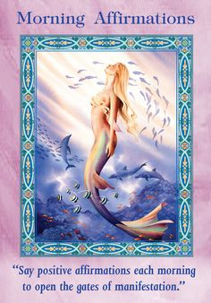 Oracle Card Morning Affirmations | Doreen Virtue - Official Angel Therapy Website