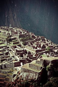 """City of the Incas"", it is perhaps the most familiar icon of the Inca World.  Machu Picchu was declared a Peruvian Historical Sanctuary in 1981 and a UNESCO World Heritage Site in 1983. In 2007, Machu Picchu was voted one of the New Seven Wonders of the World in a worldwide Internet poll."