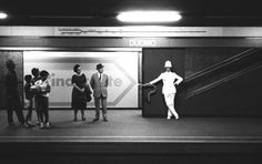 Franco Albini - Helg - Piva - MM Metropolitana Milano
