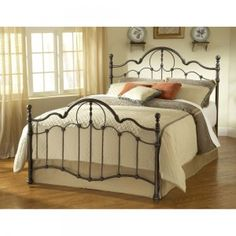 Venetian Iron Bed in Old Bronze  $649 IN ONLY OLD BRONZE FINISH