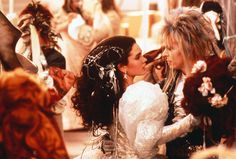the Labyrinth: Masquerade scene  -- Such moments in movies that you with it was you and another person :)