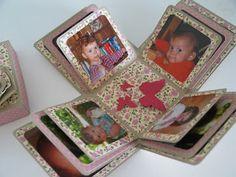 DIY Exploding Photo box