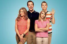 Já escolheu que filme assistir esse final de semana? Monet já viu e recomenda: Família do Bagulho, comédia com Jennifer Aniston stripper >> http://glo.bo/198lA68