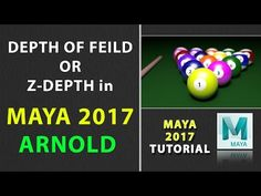 How to take Render Passes in Maya 2017 using ARNOLD - YouTube