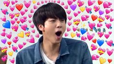 Bts Memes, Bts Meme Faces, Funny Faces, Bts And Exo, Bts Jin, Jimin Jungkook, Seokjin, Namjoon, K Pop