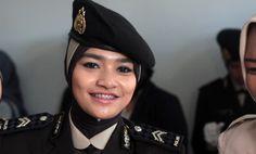 Polisi Wanita di Aceh Darussalam
