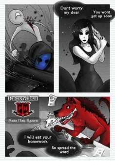 Proxy high vs creepypasta PH Official Comic - Pasta Mass Hysteria I by UmmuVonNadia.deviantart.com on @DeviantArt