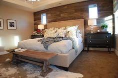 Elegant Rustic Bedroom Ideas || Eclectic Bedroom