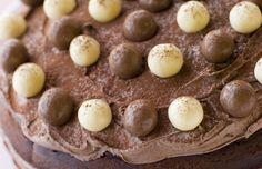 Maltesers taart