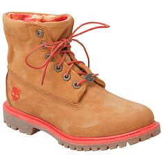 Buy Tan Timberland Women's Authentics Roll-Top Boot Outdoor shoes