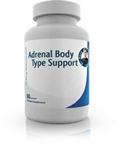 This Adrenal Body Type product works to support healthy adrenals, decrease stress and assist in a restful sleep! You will also feel calmer and develop a higher tolerance to stress in general. #diet #stress #sleep