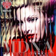Madonna. MDNA Nightlife Edition Remixes. 2012..