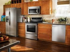 10 Images of Refrigerator In Kitchen