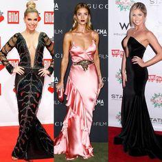 Immer mehr Hollywood-Stars wagen sich mit tief ausgeschnittenen Kleidern auf Red Carpet-Veranstaltungen. Und auch nicht-prominente Frauen lassen jetzt auf Partys tieeef blicken... Damit der BH-frei-Look nicht peinlich wird, sollten ein paar Style-Regeln eingehalten werden.